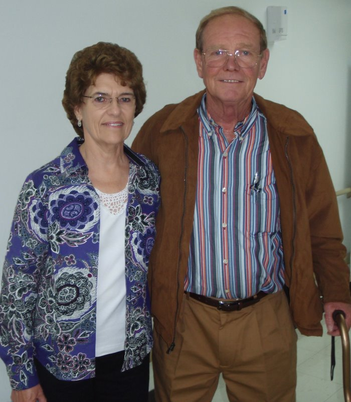 Buddy and Diane Harpole