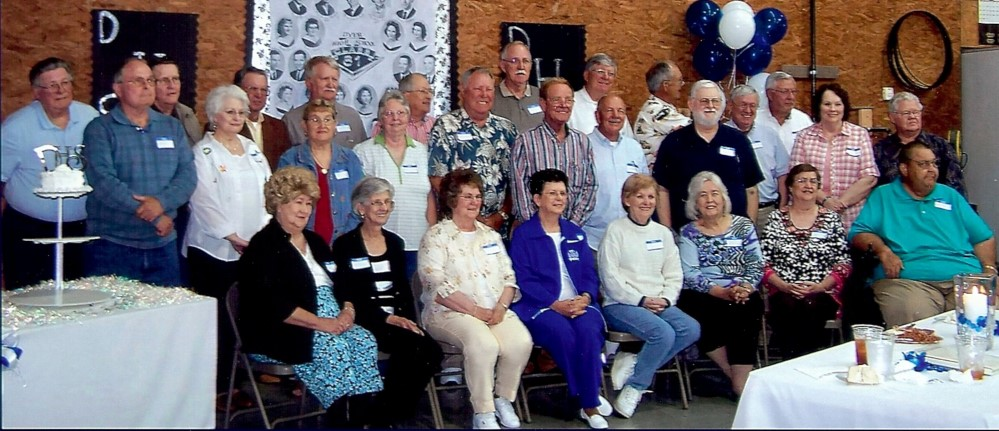 The 1961 Graduating class 50th reunion - 2011