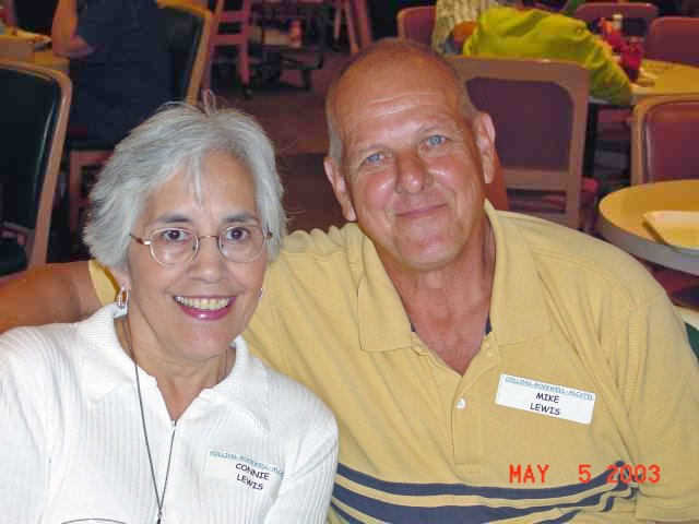 Mike and Connie Lewis