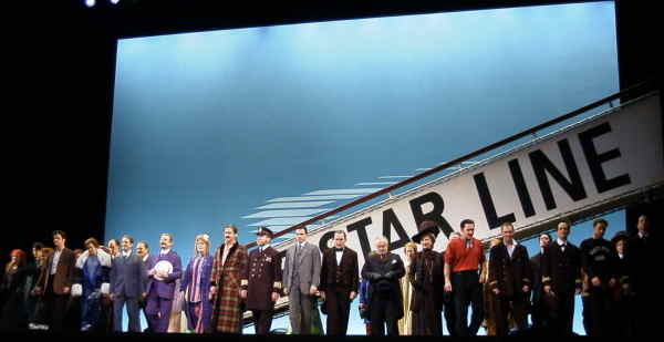 "Curtain Call for ""Titanic"" at the State Fair Music Hall"