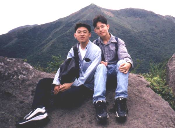 Fabian Huang and Kevin Zu