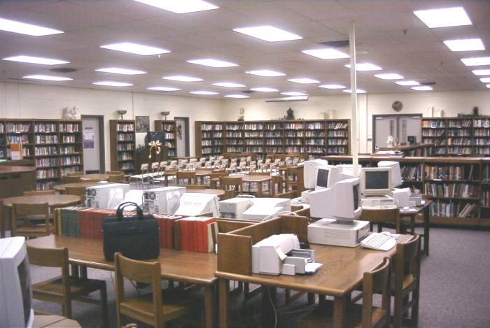 Gibson County High School Library