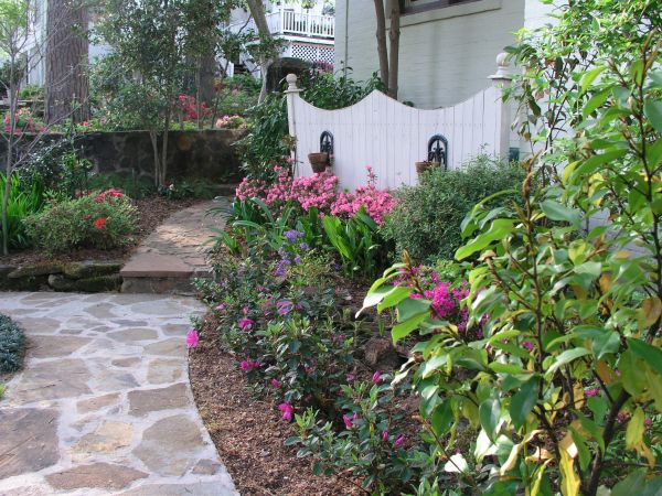 The Garden Path on Dobbs Street, Tyler, TX