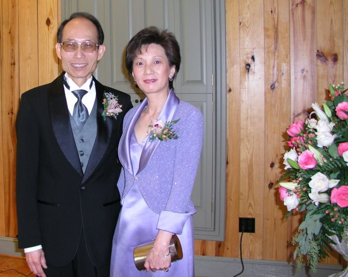 Albert and Hellie Tong