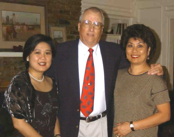 Jennifer Ho, Jim and Angie Harrison